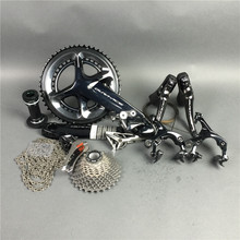 Shimano DURA ACE 9100 R9100 groupset 2*11s 22s road bike bicycle groupsets 170/172.5mm 50-34 52-36 53-39