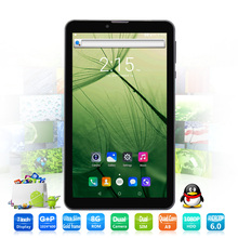 New Arrival 7 Inch Android 6.0 Tablets Pc Dual Core 3G Phone Call Dual SIM Card WiFi Bluetooth 8GB Tablet Pc Cheap and Simple