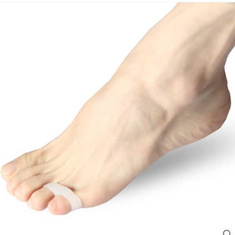 1 paar Kleine Teen Separator Hallux Valgus Correctie Kleine Teen Siliconen Gel Orthesen Pedicure Bunion Corrector Foot Care Tool