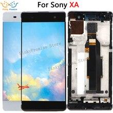 "Für 5.0 ""Sony Xperia XA LCD Display Touchscreen Digitizer Montage F3111 F3113 F3115 Pantalla Ersatz Für SONY XA LCD"