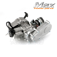 43cc 47cc 49cc 2 stroke Engine Motor for Mini Pocket Bike Scooter Dirt Bikes ATV Quad Motorized Bicycle 44 6 Engine dropshipping