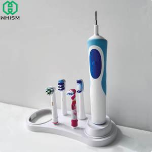 WHISM Toothbrush Holder Tooth Brush Storage Organizer Teeth