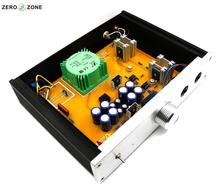 GZLOZONE Finished Ver NX-03 Headphone Amplifier Clone RudiStor NX03 Amp