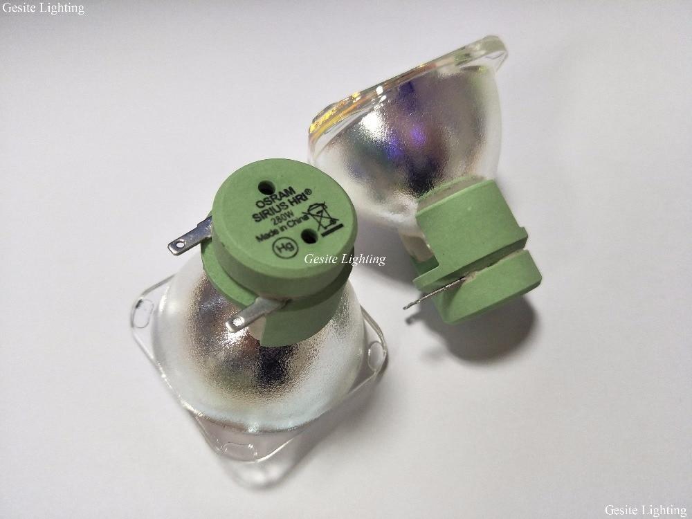 2PCS/LOT MSD Platinum 10R P-VIP 280 W For Osram lamp 280W Sharpy Moving head beam original msd platinum 10r 280w 10r moving head bulb 10r beam lamps for osram