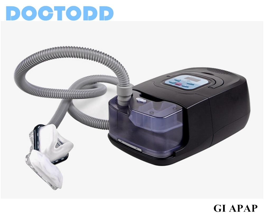 Doctodd CE FDA BMC Auto CPAP APAP Breathing Machine Ventilator Portable Ventilation Continuous Positive Airway Pressure цена и фото