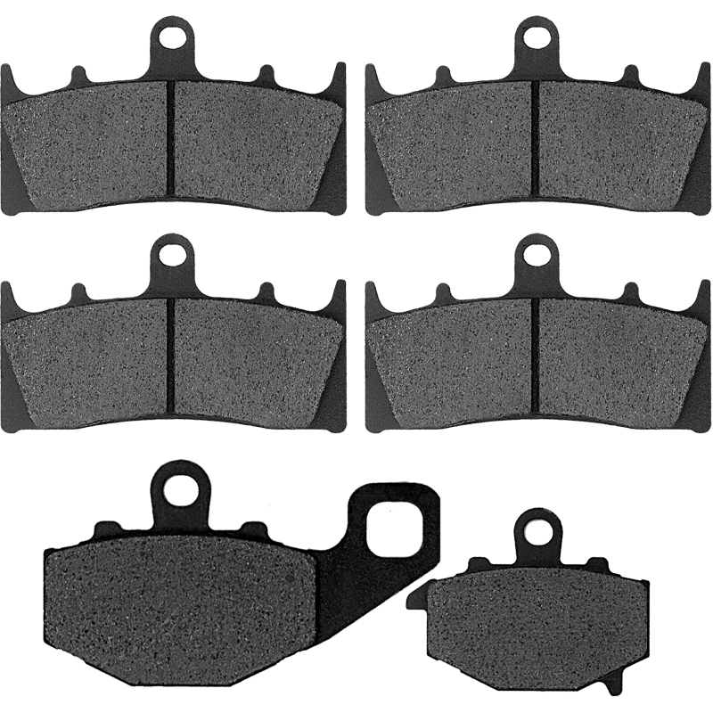 For Kawasaki ZX-9R ( ZX 900 B3/B4/C1/C2/E1 1996 1997 1998 1999 2000 2001 ZX9R ZX900 Motorcycle Brake Pads Front Rear