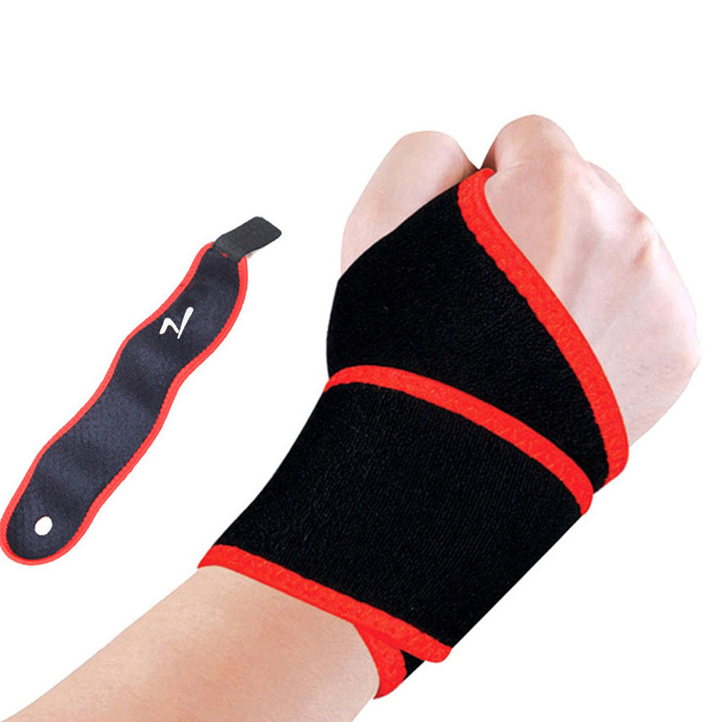 Electric Vehicle Parts Carprie Compression Band Support Strap Wraps Sports Safety Wristband Gym Fitness Sports Designer Wrist Basketball #30