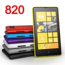 Orijinal NOKIA Lumia 820 Cep Telefonu Windows Telefon 4.3