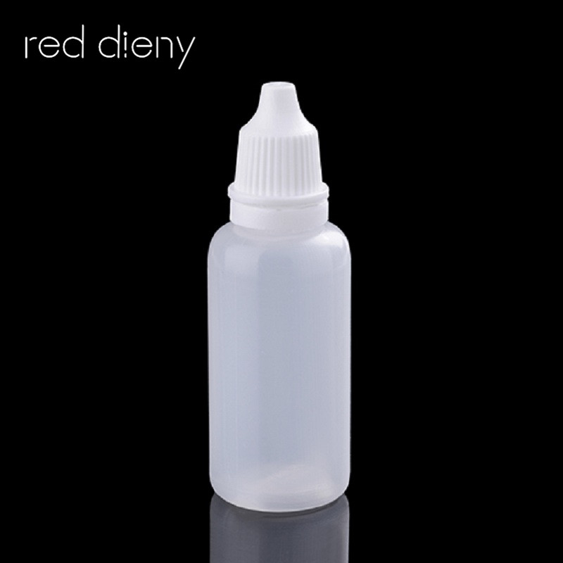 1pc 5ml/15ml/20ml/30ml/50ml/100ml Empty Plastic Squeezable Dropper Bottles Eye Liquid Dropper Sample Eyes Drop Bottle new 10pcs lot 5 50ml empty plastic squeezable dropper bottles eye liquid dropper dispense store for my bottle eye liquid dropper