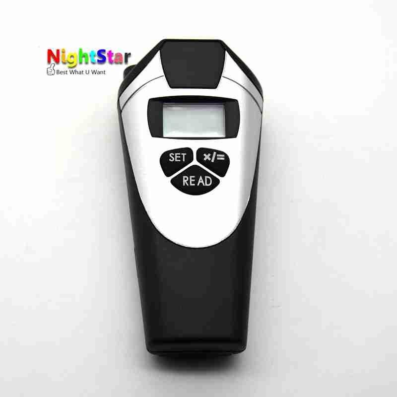 Mètre Télémètre Ultrasons Pointeur Laser Précision Pro