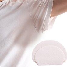 ELECOOL 20 шт./компл. одноразовые подмышечные поглощающие пот подушечки Дезодорант подмышек против пота запах Защита унисекс лента TSLM2