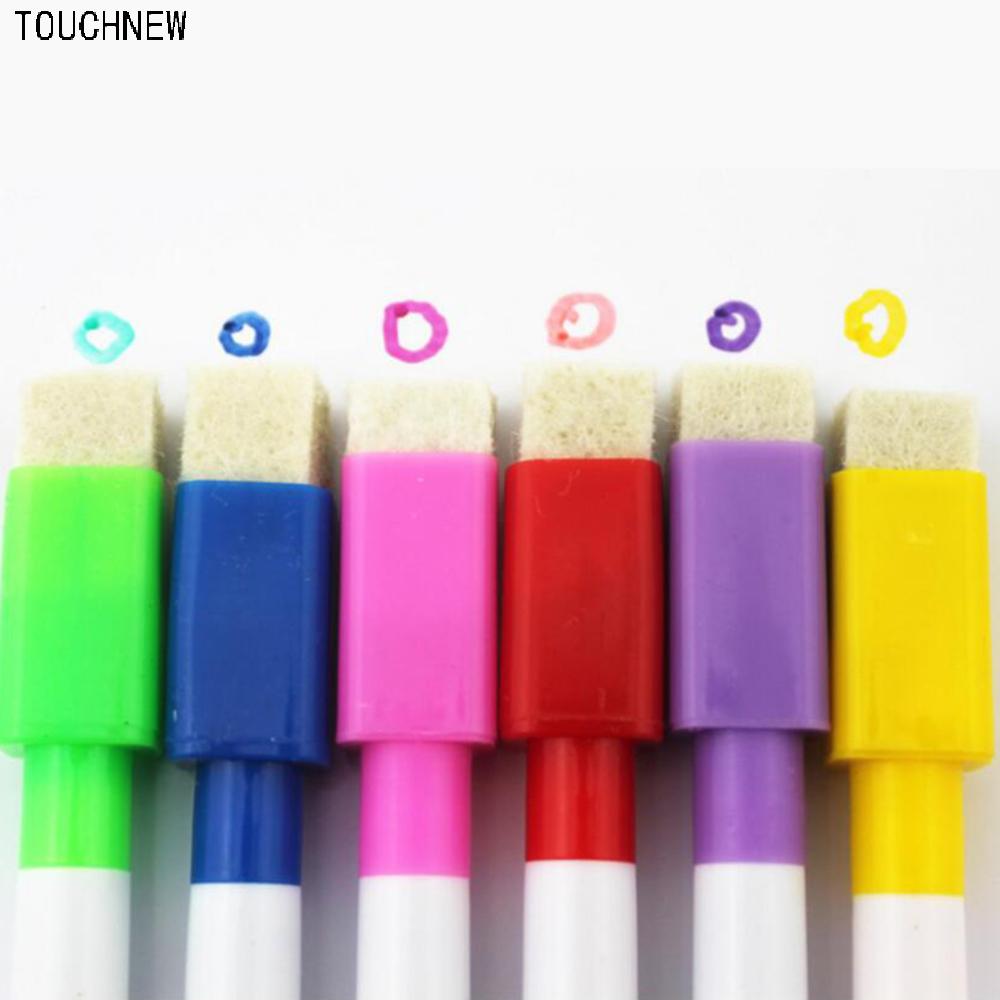 color pizarra borrable pluma cinta magntica y mini borrador nios del color no txico pintura