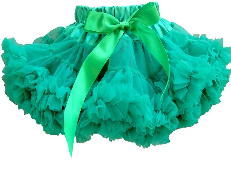 skirt green