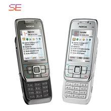 E66 Original Unlocked Phone Nokia E66 GSM WCDMA WIFI Bluetooth 3.15MP Camera Cell Phones