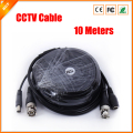 CCTV Accessories 10m CCTV Cable for Security System Camera Cable BNC Power