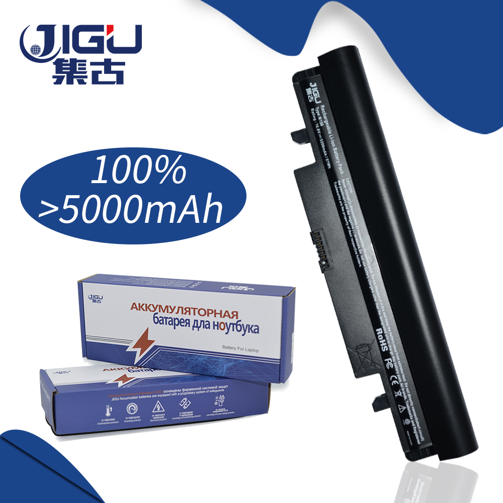 JIGU Hot Sell 6 Cells Laptop Battery For Samsung NP-N145P,NP-N145,NP-N148,NP-N148P,NP-N150,NP-N150P,NP-N250,NP-N250P,NP-N260 аккумулятор для ноутбука samsung nc10 nc20 nd10 n110 n120 n130 n140 n270 n510 nc10b np n120 np n130 np n140 np nc10 np nc10b np nc20 np nd10 series 5200мач 11 1v topon top nc10