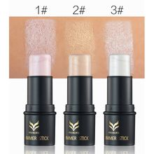 Face Beauty Makeup Foundation Highlighter Concealer Cream Shimmer Illuminating Highlight Stick Shimmer Contour Bronzing Creams