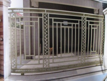 """60 """" High RPPF10 Residential Wrought Iron Fence dcorative wrought iron fence wrought iron fencing near me"""