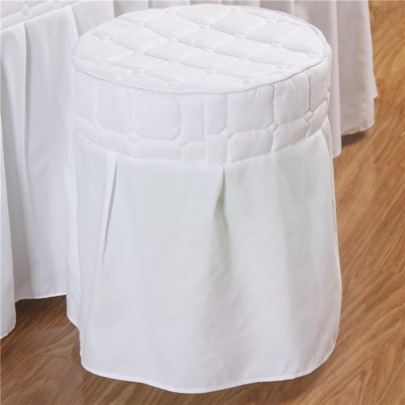 Stupendous Us 12 35 35 Off Beauty Salon Round Chair Cover Elastic Seat Cover Home Chair Slipcover Round Chair 11 Color Optional Sw In Chair Cover From Home Interior Design Ideas Clesiryabchikinfo