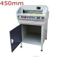Automatic electric paper cutting machine Guillotine machine 450mm|machine cutting|machine machine|machine automatic -