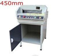 Máquina elétrica automática 450mm da guilhotina da máquina de corte do papel|machine cutting|machine machine|machine automatic -