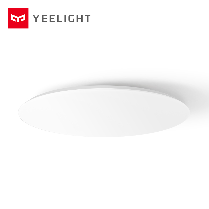 Xiaomi Mijia Yeelight потолочный светильник светодиодный Bluetooth WiFi Пульт дистанционного управления быстрая установка для xiaom Mi home приложение умный дом Комплект - 3
