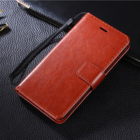 Xiaomi Redmi 4X Case Original AZNS High Quality TPU Leather Stand Case Flip Leather Cover For