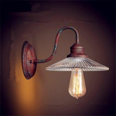 Antieke rustieke Retro industriële wandlampen Gangpad Balcon Edison - Binnenverlichting