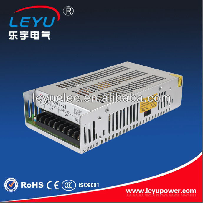 S-201 CE RoHS 201W Single Output Switching Power Supply 220v 12v power adapter ce rohs single output 40a power supply