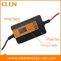 Frete grátis via EMS! Pulso Auto Desulfator para baterias de chumbo ácido, regenerador da bateria, para reviver e rejuverate a bateria