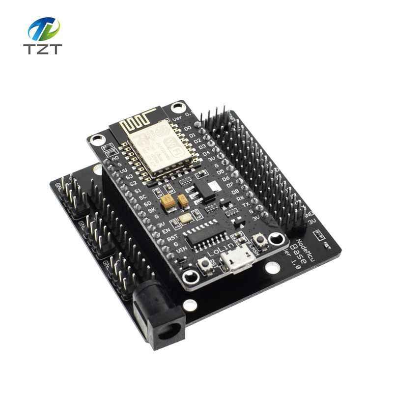 ESP8266 WIFI V3 NodeMcu noeud Base MCU ESP8266 test bricolage platine de prototypage bases testeur approprié NodeMCU moteur bouclier pour NodeMcu V3
