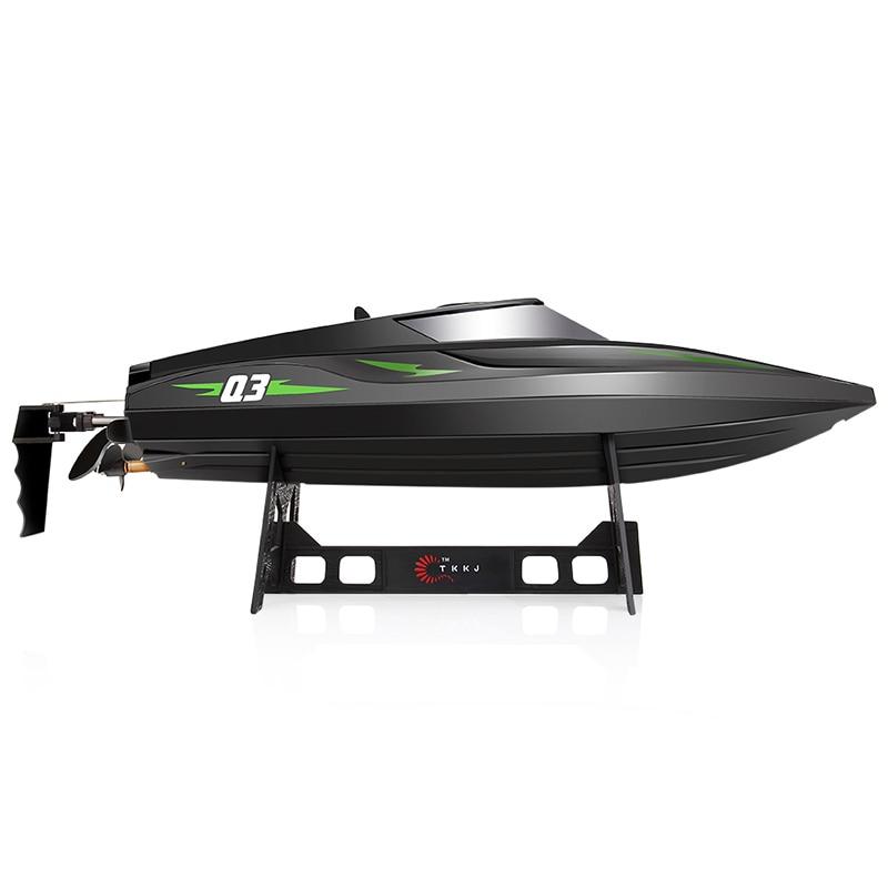 SYMA Q3 RC Boat წყალგაუმტარი Speedboat - დისტანციური მართვის სათამაშოები - ფოტო 2