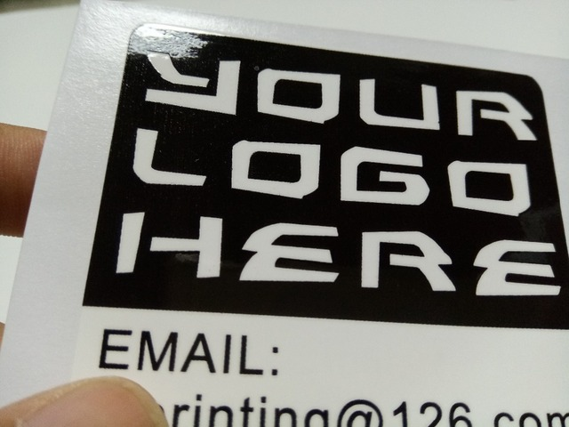 Pvc label stickercustomized waterproof promotional die cut pvc vinyl stickers printing