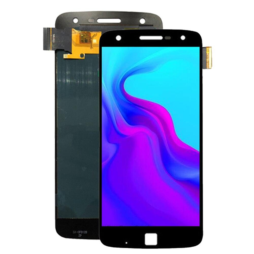 Tested Lcd For Motorola Moto Z Play LCD Display Touch Screen Digitizer  XT1635 XT1635-01 XT1635-02 XT1635-03 LCD For Moto Z Play