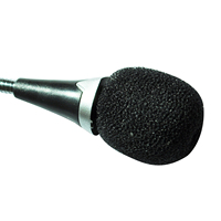 New Style Mini 3.5mm Flexible Microphone for PC/Laptop/Skype