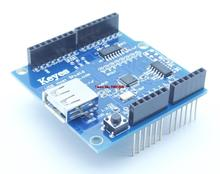 USB Host Shield 2.0 for Arduino (Suppot Google ADK) Free Shipping, Dropshipping