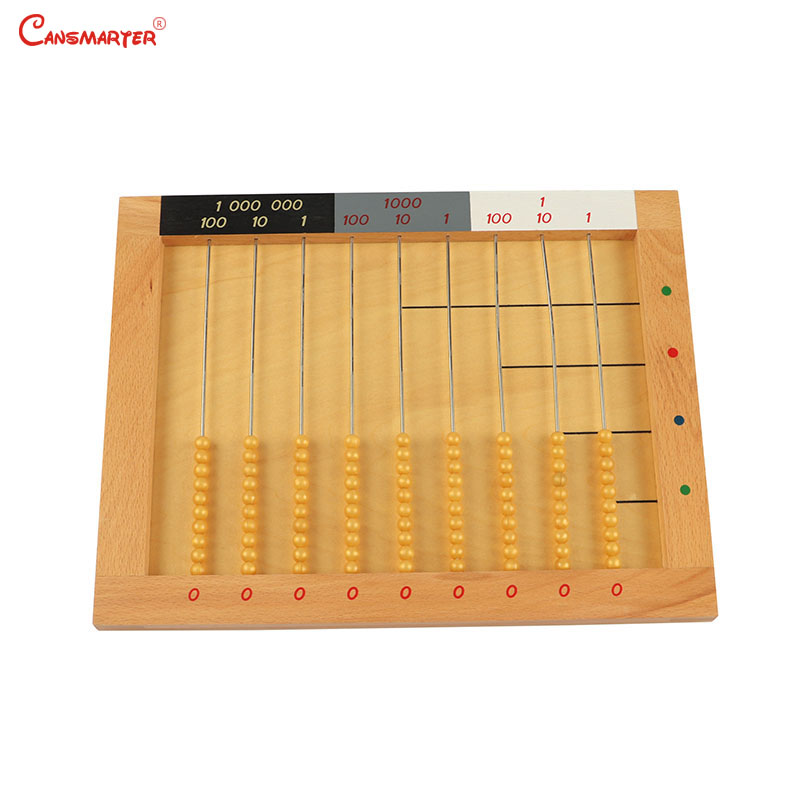 Baby, Learn, Abacus, Wood, Toys, Educational