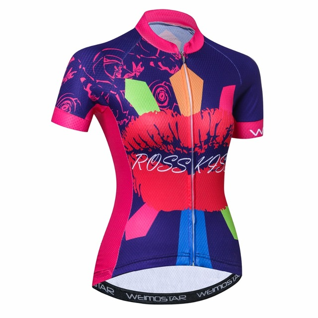 Weimostar 2018 Pro Bike mtb Team Cycling Jersey Bicycle Jersey racing Ropa Ciclismo Summer Short Sleeve outdoor Cycling Clothing