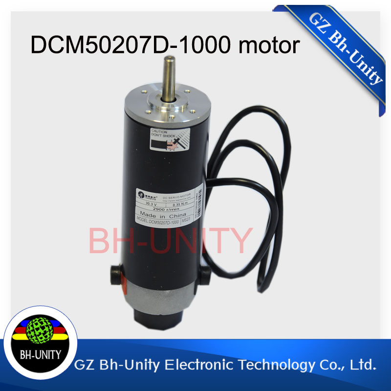 Good quality Leadshine DC servo motor for iconteck gongzheng solvent printer machine original s02 40276 maxon dc motor 144474 selling with good quality