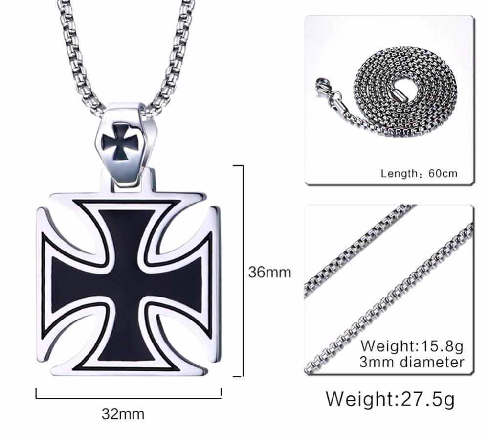 Knights Templar necklace 18