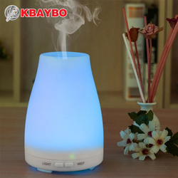 Ultrasonic humidifier aromatherapy oil diffuser cool mist with color led lights essential oil diffuser waterless auto.jpg 250x250