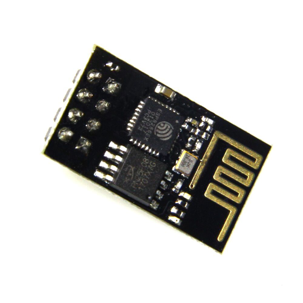 1PCS ESP8266 ESP-01 esp 01 Serial WIFI Wireless Transceiver Module official doit mini ultra small size esp m2 from esp8285 serial wireless wifi transmission module fully compatible with esp8266