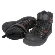 High Quality Outdoor Rock Fishing Shoes Slip-Resistant Mesh Breathable Sport Shoes Men Waterproof Fishing Waders boot