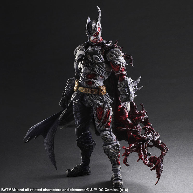 Play Arts Kai DC Comics Batman Rogues Gallery Two-Face 1/6 Scale Painted PVC Action Figure Collectible Model Kids Toys Doll 29cm 1 6 scale ancient figure doll gerard butler sparta 300 king leonidas 12 action figures doll collectible model plastic toys
