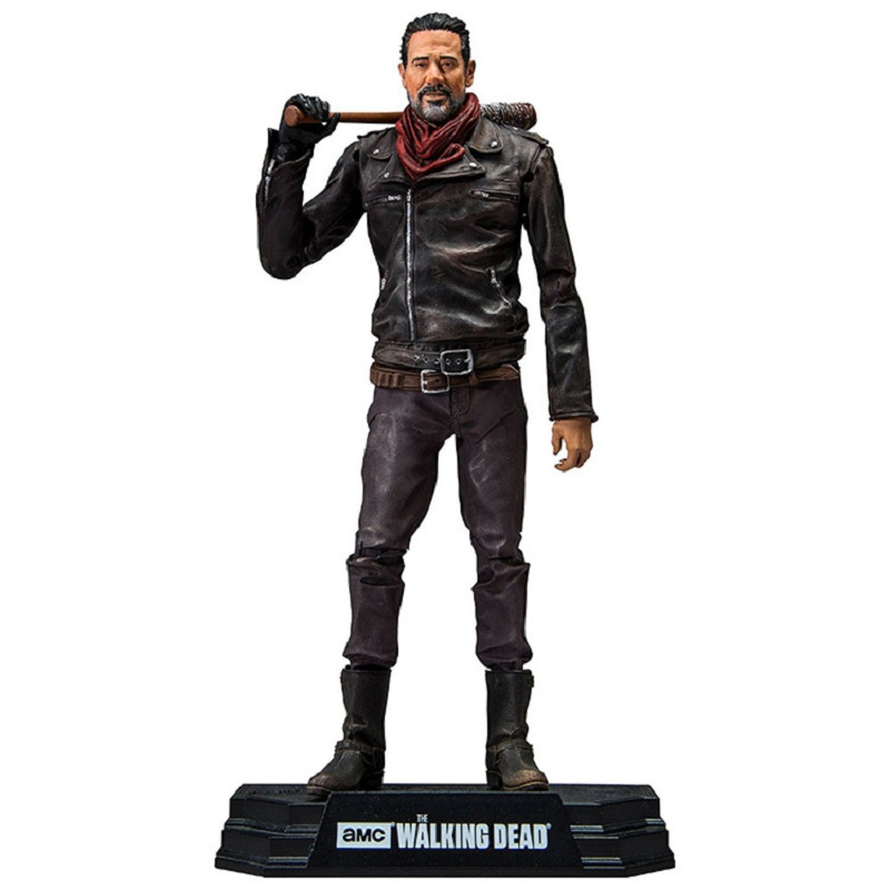 High Quality 17cm the walking dead negan Rick Grimes Daryl Dixon PVC Action Figure Collectible Model Boys Toy Gift for childrens funko pop movies walking dead hershel greene action figure model high quality free freight