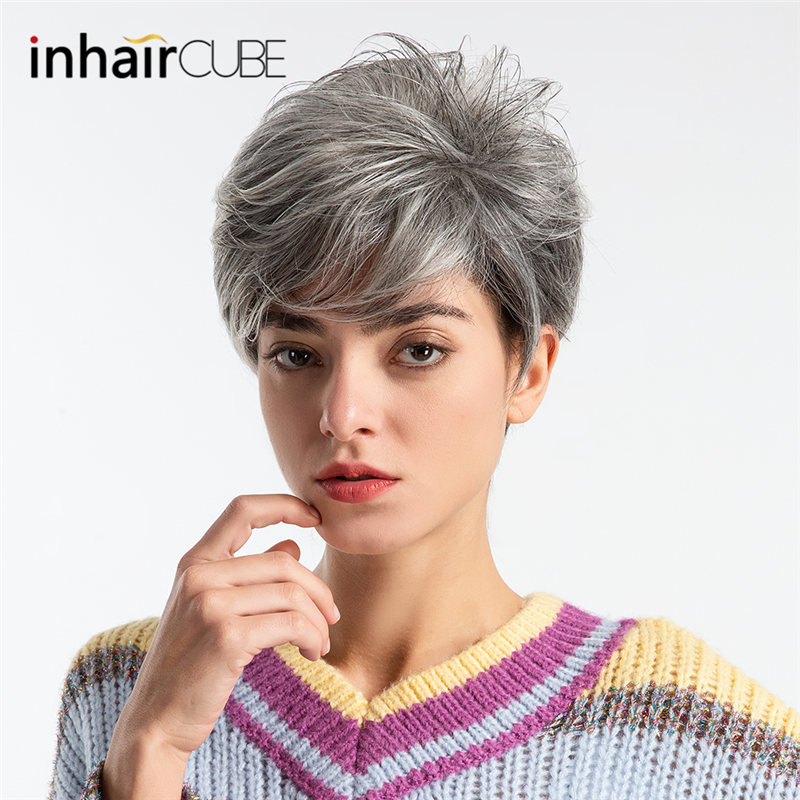 inhair cube synthetic 8 pixie