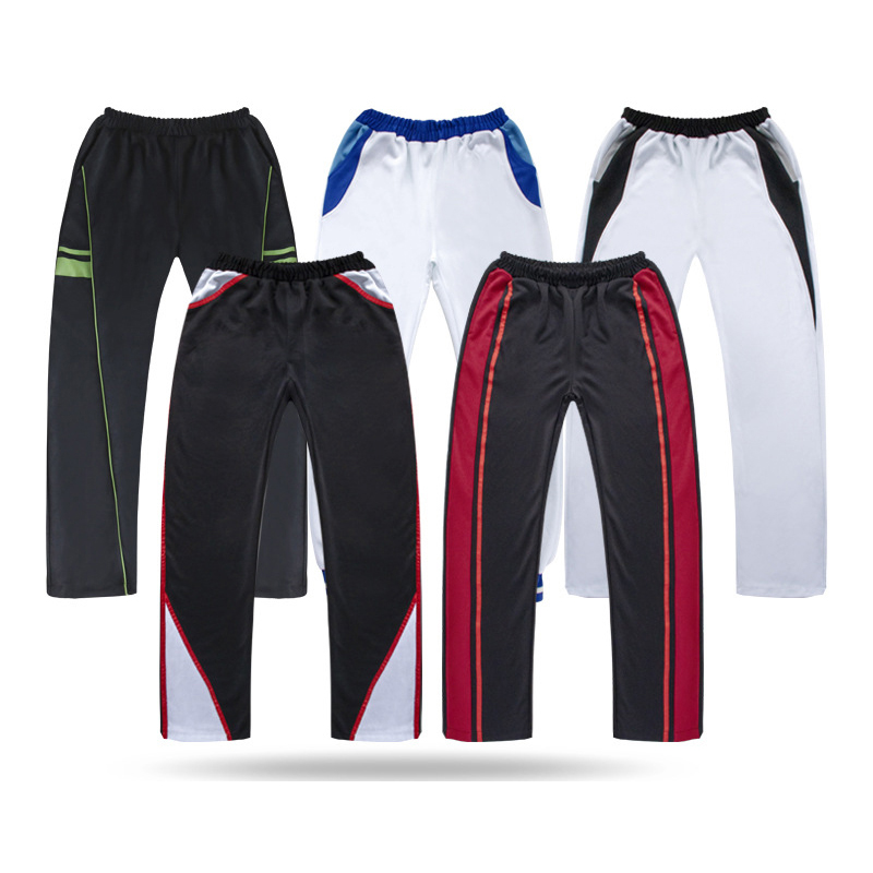 Game The King Avatar Men Women Cosplay Costume School Uniform Sports Trousers Pants