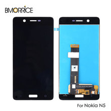 LCD Display For Nokia 5 N5 TA-1008  5.2 Touch Screen Digitizer Assembly Replacement No Frame 100% Tested 1280x720