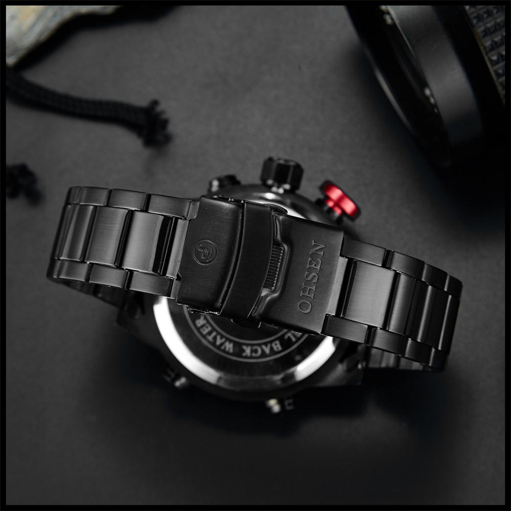 New Watch Men's Military Watches Sports Quartz Wristwatches (20)