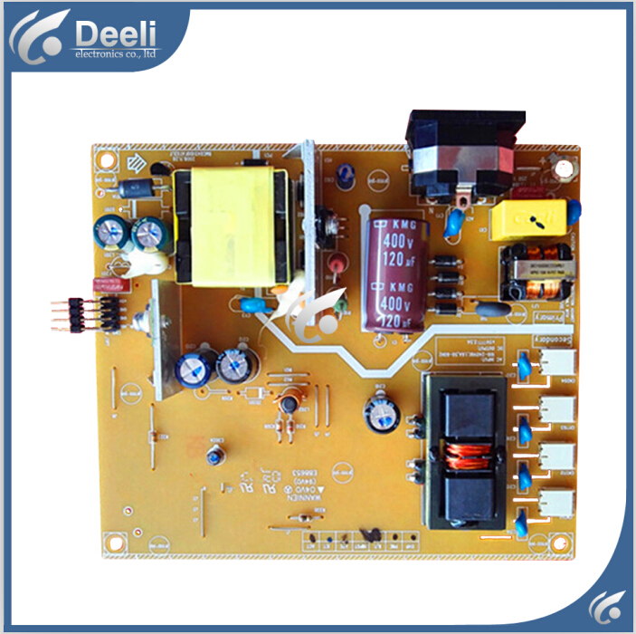 99% new USED original for power supply board HP-L0451RB = B092-XXX 8-pin connector original led power supply board mr238 vp2306 revi used disassemble